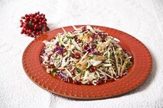 Νικολάου Greek Recipes, Holidays And Events, Cabbage, Food And Drink, Tasty, Salad, Vegetables, Ethnic Recipes, Simple