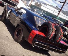 Dom's Raid Spec Dodge Charger