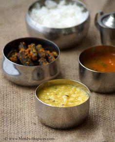 Gujarati Lachko Dal Recipe - Easy Indian Dal Recipes   Indian Cuisine