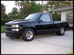 1990 Chevrolet Silverado SS 454 Pickup 540 CI, Automatic