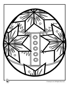 Russian Easter Eggs Coloring Pages. Intricate Easter Egg Coloring Pages Page 3  Fantasy Jr The hunt for the million dollar Faberge eggs