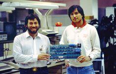 Wozniak spiega perché i primi dipendenti Apple si sono ripromessi di non lavorare mai più per Steve Jobs