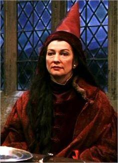 Professor Septima Vector (Teaches Arithmancy at Hogwarts)