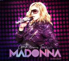 Confessions Tour - Hung up