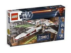 LEGO Star Wars X-Wing Starfighter - http://www.kidsdimension.com/lego-star-wars-x-wing-starfighter/