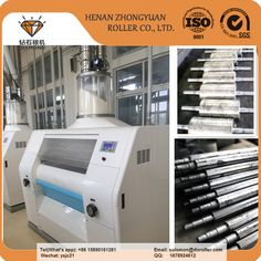Henan Zhongyuan Roller Co.-h-efficient vibrating sifter,package machine,destoner,wheat scourer