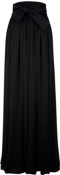 Love a maxi! Maxi Skirt Black, Friend Outfits, Night Outfits, Lanvin, Sewing Ideas, Fairytale, What To Wear, Outfit Ideas, Classy
