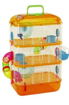 Fluffy bedding, Hamster cages and Cool hamster cages on
