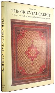 The Oriental Carpet by P.R.J. Ford  http://www.claremontrug.com/antique-rugs-information/selected-bibliography-on-oriental-carpets/