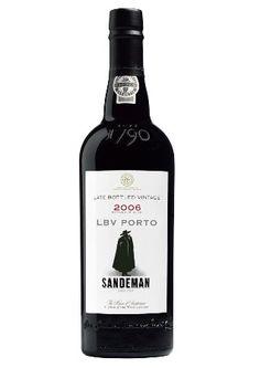 Sandeman Porto Late Bottled Vintage  750ML