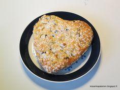 Kissankäpälä: Vanhanajan omenakakku, apple cake