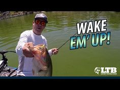 In this Lucky Tackle Box video, Travis shows you the best way to CATCH the MOST FISH with Lipless Crankbaits! This video features Sebile's Vibe Machine found. Fishing Basics, Bass Fishing Tips, Fishing Videos, Kayak Fishing, Fishing Boats, Lucky Tackle Box, Australian Bass, Bait Caster, Spinner Bait