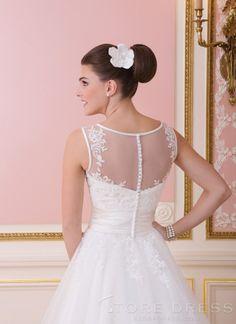 Glamorous Trumpet/Mermaid Strapless Ruched Floor-length Court Wedding Dress