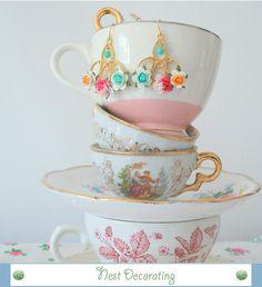 Tea cup fun