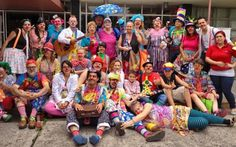 Patch Adams MD and the School for Designing a Society invite you to Clowning & Caring in Costa Rica. Since 2008 over 100 clown activists have done wonderful work in San Jose with local healthcare institutions and communities.  Join us in an intense week during which we'll explore our ways to care in hospitals, nursing homes, endangered communities, public parks and streets; and will learn how to bring joy and imagine a desirable society using clowning, performance, music, humor and play…