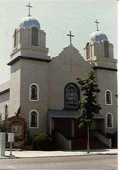 St. Marks Catholic church Richmond California- My family's Church growing up.