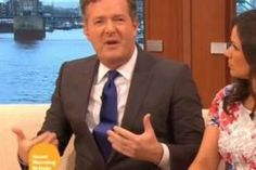 Piers Morgans Tea Making Technique Leaves Viewers Disgusted