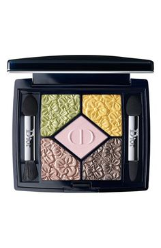Dior '5 Couleurs - Glowing Gardens' Eyeshadow Palette (Limited Edition) available at #Nordstrom