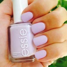 Essie Go Ginza nail polish.