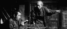 Yojimbo (1961), directed by Akira Kurosawa
