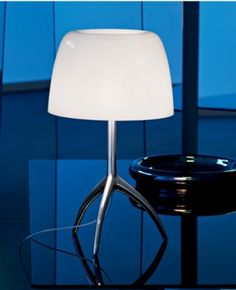 Foscarini Lumiere table lamp by Rodolfo Dordoni #foscarini #modernlighting #rodolfodordoni