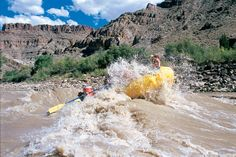 I'm sooo excited. Can't wait to go on this trip: Cataract Canyon