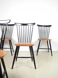 Vintage Scandinavian chair design