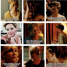 Jennifer Lawrence did amazing in American Hustle- sorry for the bad language