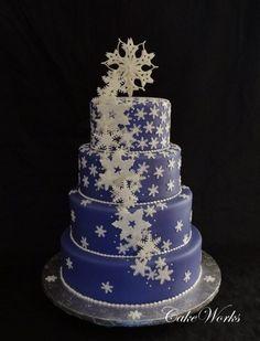 Wedding Cake Photo Gallery | Cake Works