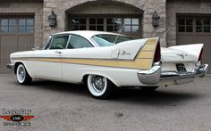 1957 Plymouth Fury.
