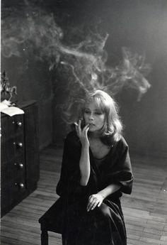 hollywoodlady: Jeanne Moreau AnatomyFilms.com
