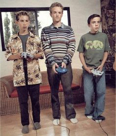 Reese, Francis, Malcolm
