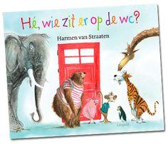 Prentenboek TopTien 2017. Tekst en illustraties: Harmen van Straaten.
