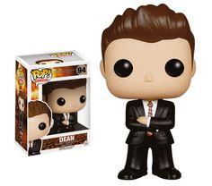 Supernatural POP! Vinyl Figur Dean Winchester - Anzug