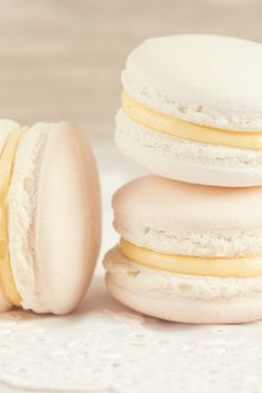Macaron alla crema