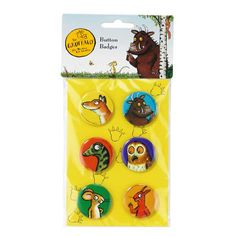 Gruffalo Party Packs Invites bags etc : Welcome to AfterNoah