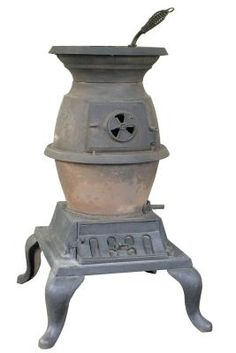 How to Restore a Potbellied Stove