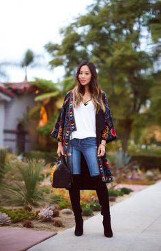 over the knee kimono - Pesquisa Google