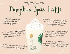 Pumpkin Spice Latte//