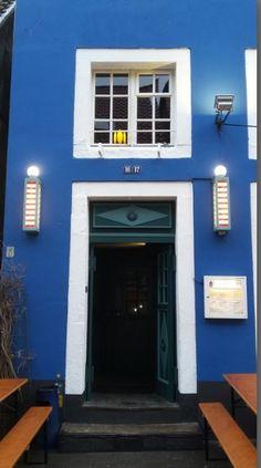 Das blaue Haus, Münster - Foto: S. Hopp