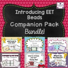 Do you use the Expanding Expression Tool (EET)? I created these resources as companions to the EET to make your life easier. These activities all help your students practice their describing skills in fun, engaging ways. Let me help you save time, money, and energy with the products bundled together in this product!***************************************************************************What awesome EET activities are included?