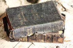 Vintage Leather Bibles