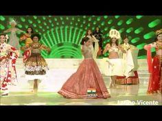 FOW 24 NEWS: Manushi Chhillar Miss World - Dance - Bikini Round...