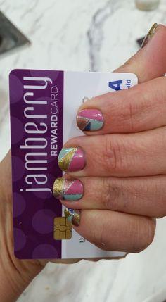 Retired Sisters' Style #ColorCrushJN #wrapthemnails #jamberry #jamberryAustralia #nailedit #instanails