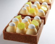 La Tarte au Citron | La Patisserie by Cyril Lignac