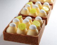 La Tarte au Citron | La Patisserie by Cyril Lignac