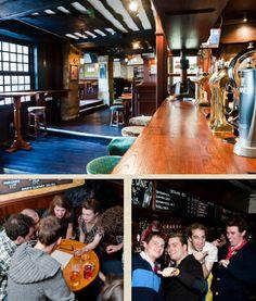 Bombardier - British pub in Paris