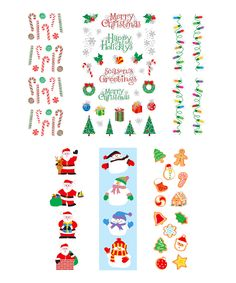 Look at this Holiday Sticker Set on #zulily today!