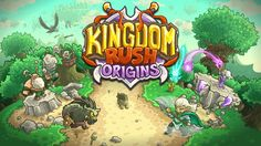 Kingdom Rush Origins for PC - Free Download - http://gameshunters.com/kingdom-rush-origins-pc-download/