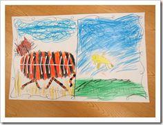 animals - creating vertebrate